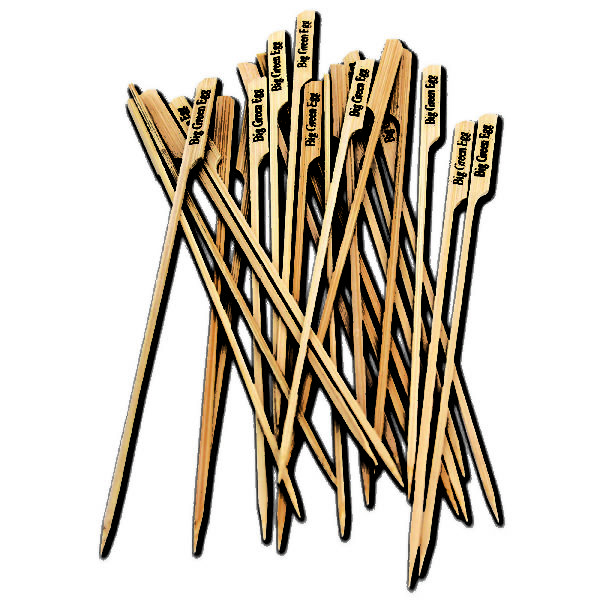 All Natural Bamboo Skewers Big Green Egg Accessories Dallas TX